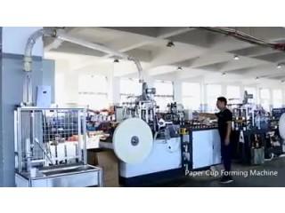 صناعة الكوب الورقى