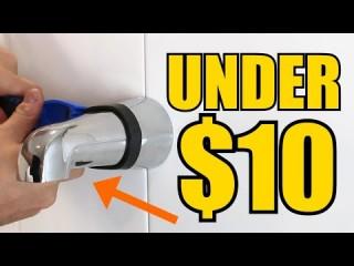 10 Plumbing Tools Under $10