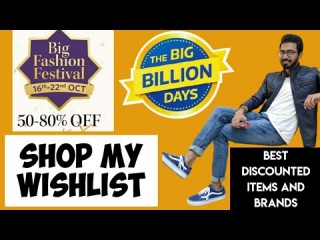 Myntra big fashion festival 2020