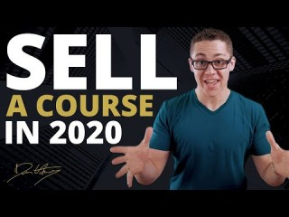 Selling Online Courses In 2020