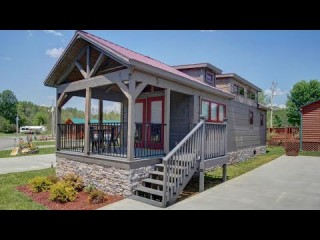 5 Beds Rustic Cozy Riverview Bunk House Cabin for Sale